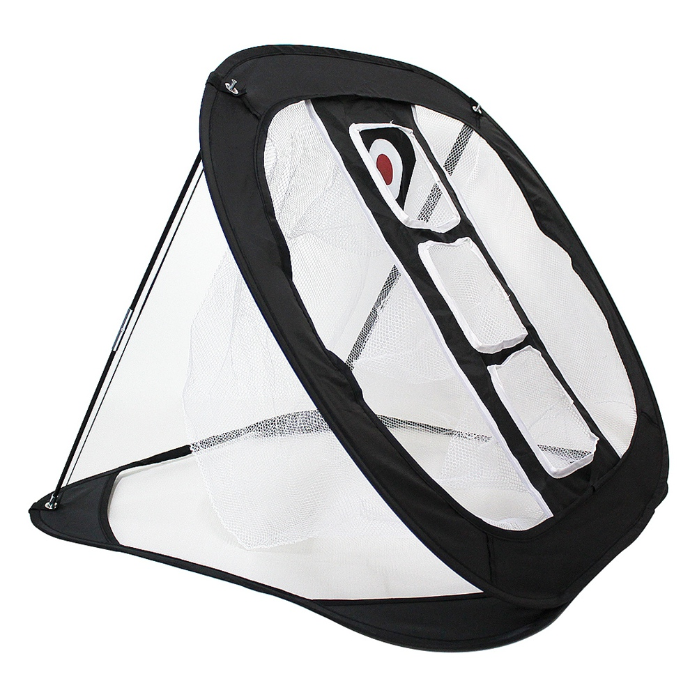 Image 2 - FSTE Nylon Golf Practice Net Golf Cutter Net Portable Golf Practice Net-in Golf Training Aids from Sports & Entertainment