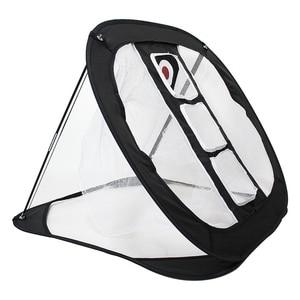 Image 2 - FSTE нейлоновая сетка для гольфа, портативная сетка для гольфа