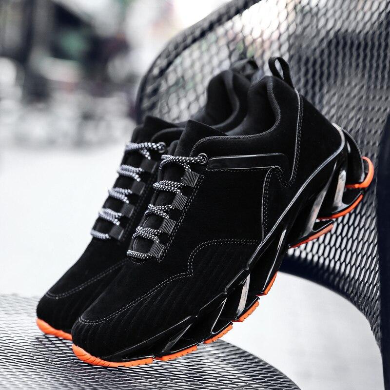 Hommes Chaussures Air Plein À Nouvelle Mesh Pour Confortable Léger Respirant De Jogging Marche Tendance Décontractées Black En Lacets gray AxqqYXz
