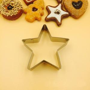 Image 4 - Ramadan Decoration Star Moon Cookies Cutter Mold Eid Mubarak Biscuit Mold Ramadan Kareem Islamic Cake Decor Baking Mould Tools