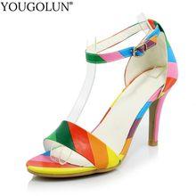 c63f018c50 Womens Rainbow Sandals Promotion-Shop for Promotional Womens Rainbow ...