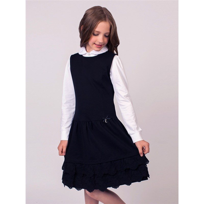 Фото - Blouses & Shirts Luminoso Blouse knitted for girls children clothing kid clothes [available with 10 11] blouse clothing for girls