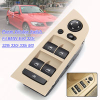 Für BMW E90 325i 328i 330i 335i M3 Beige Elektrische Fahrer Fenster Spiegel Control Schalter Power Panel 61319217334-in Auto-Schalter & Relais aus Kraftfahrzeuge und Motorräder bei