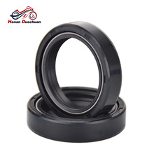 цены на 38x50x11mm Motorcycle Spare Parts Nitrile Rubber Front Shock Absorber Fork Oil Seal x 2pcs  в интернет-магазинах
