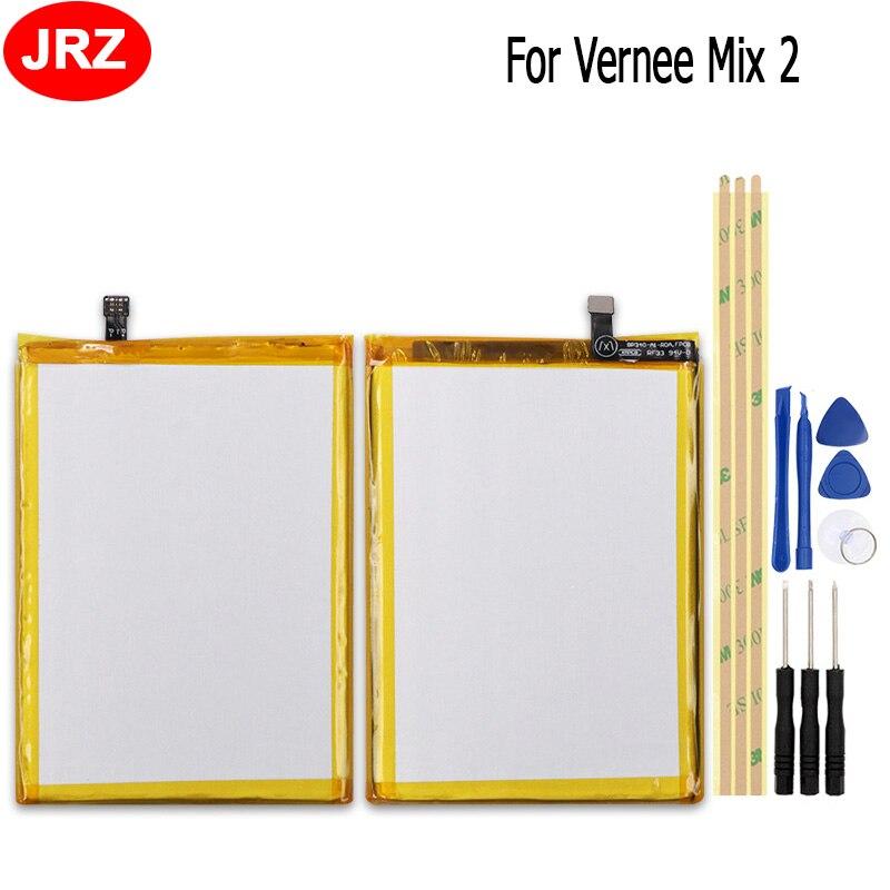 Для Vernee Mix 2 аккумулятор для телефона Vernee Mix 2 4200 мАч Высокая емкость 3,85 В высокое качество сменные батареи с набором инструментов|Аккумуляторы для мобильных телефонов|   | АлиЭкспресс