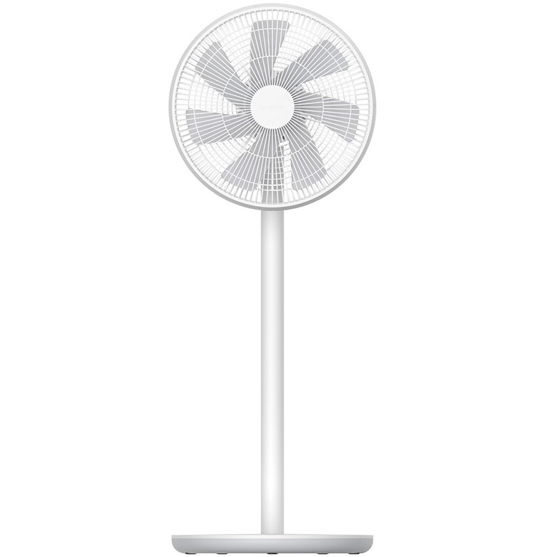 Smartmi 2019 New Version Natural Wind Pedestal Fan 2 With APP Control DC Frequency Fan 20W Without Battery