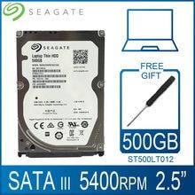 Seagate 500 gb disco rígido do portátil 500 gb 2.5