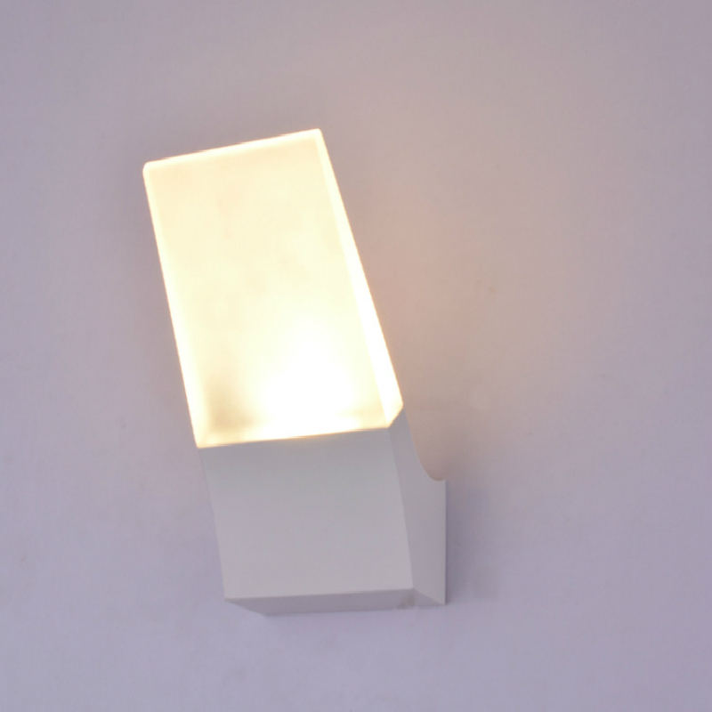 DE.SOUL Led Wall Lamp Northern Europe Indoor Originality Modern Concise Stairs Aisle Wall Lamp Hotel Bedside Lamp