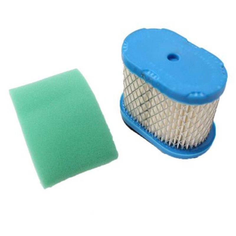 Air Filter+Pre-Filter Kit For Briggs & Stratton 498596 690610 697029 5059H 4207Air Filter+Pre-Filter Kit For Briggs & Stratton 498596 690610 697029 5059H 4207