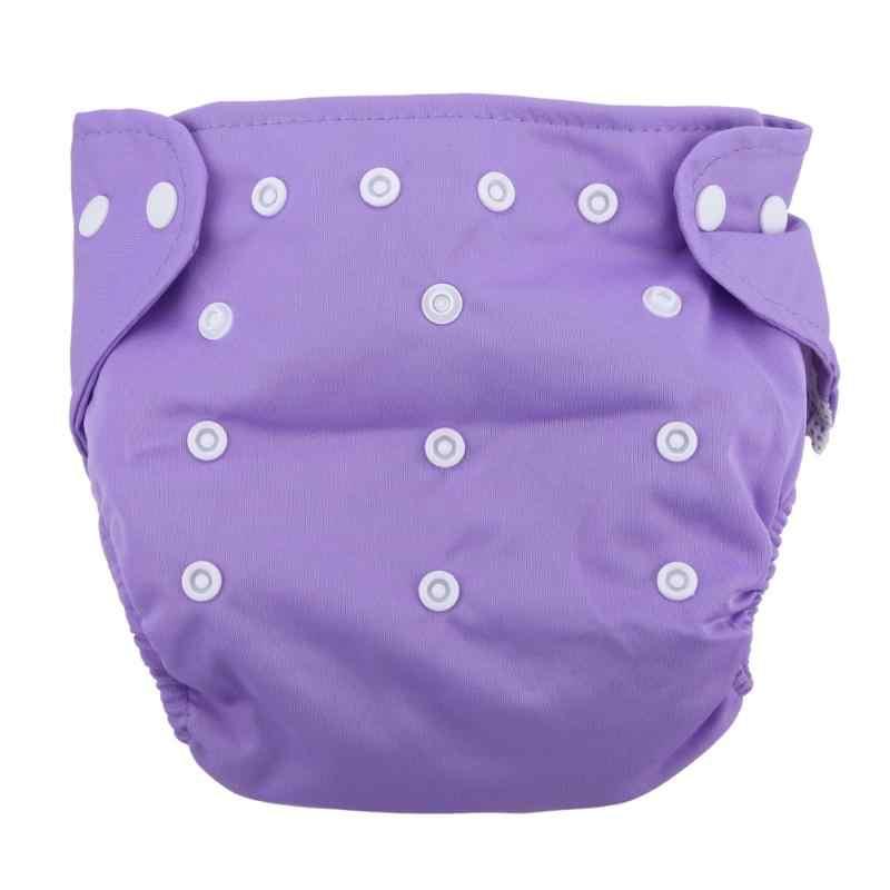Pañales de tela reutilizables para bebés, ropa infantil, rejilla, fundas blandas, lavables, pantalones de entrenamiento de algodón para bebés, bragas, cambio de pañal