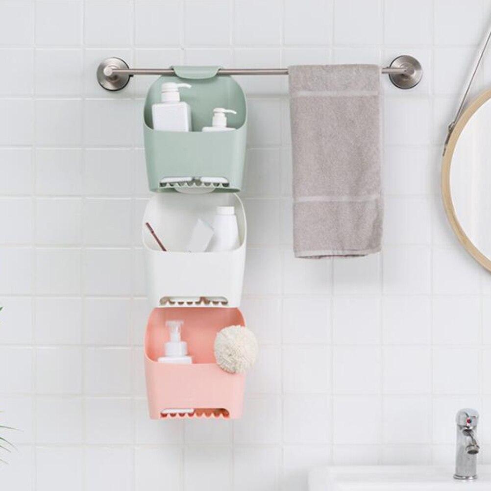 1 Pc Ablauf Bad Durable Stativ Lagerung Container Racks Für Küche Schlafzimmer Feines Handwerk