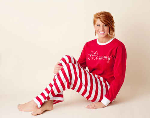 Family Christmas pajamas Set adult Kids Sleepwear Nightwear Newborn romper Christmas baby clothes New year Matching outfits