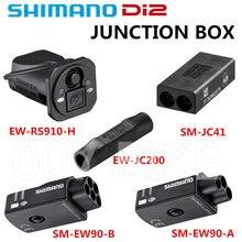 Shimano dura ace ultegra sm EW90-A EW90-B EW-RS910 jc41 ew jc200 di2 junção um box-e-tube 2/3/4/5 porto ew90 rs910