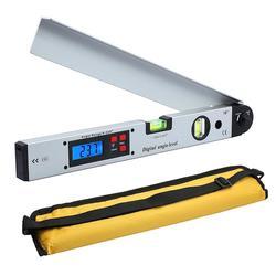 Adeeing kątomierz cyfrowy wyświetlacz LCD inklinometr cyfrowy kątomierz do zastosowania przemysłowe prace remontowe