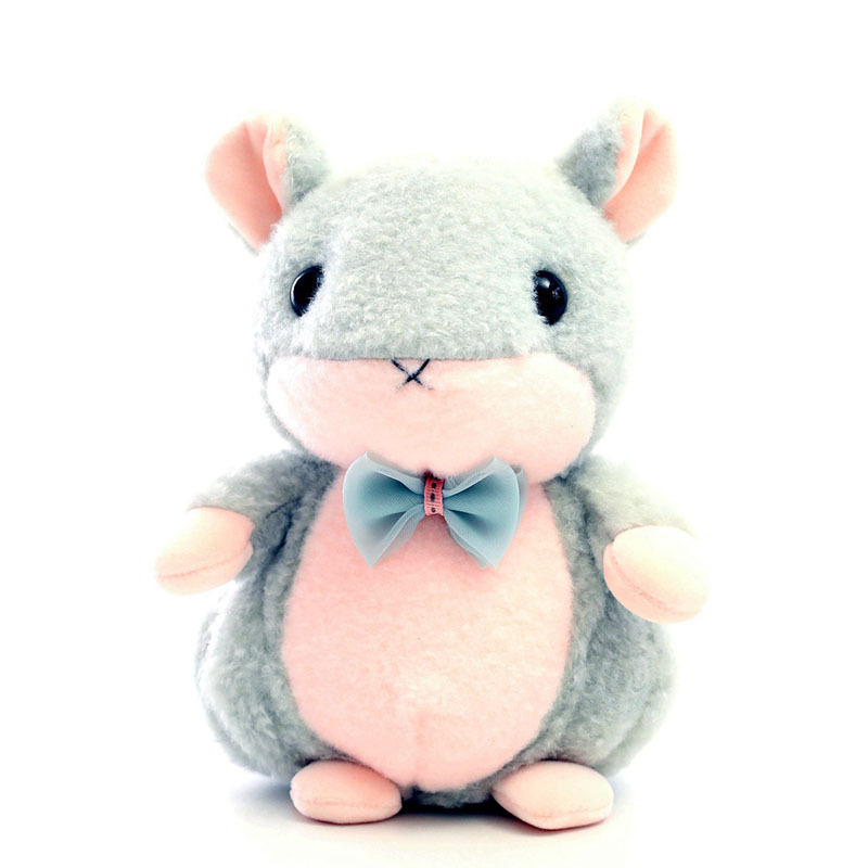 Logisch Mooie Mini-muis Pop Kinderen Gift Lint Speelgoed Kan Brinquedos Gudetama Speelgoed Peluche Peluches Pluche Favourite Hoog Gepolijst