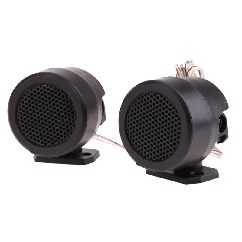 Half Dome Car Loud Speaker Tweeter High Efficiency Audio System With Stand
