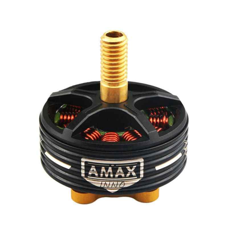 AMAXinno 2207.5 Brushless Motor 1800KV CW Thread 2-8S Brushless Motor For RC Drone FPV Racing 31g