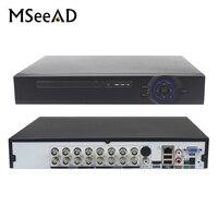 Безопасность 5 в 1 полный гибрид AHD 1080 P 16CH DVR TVI CVI аналоговая ip камера ONVIF 3g WI FI наблюдения DVR реального 1080 P HDMI AHDH 2MP