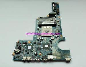 Image 5 - Genuine 636375 001 DA0R13MB6E0 HD6470/1G HM65 Laptop Motherboard Mainboard for HP Pavilion G4 G6 G7T Series NoteBook PC
