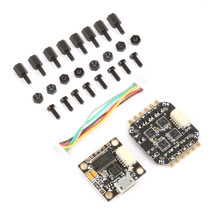 Mini RC Racer FPV Drone Teeny1S F4 Flight Controller Board OSD 1S 4 in1 BlheliS