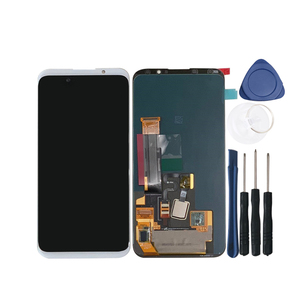 """Image 5 - Original 6.0"""" For Meizu 16X 16 X M872Q Axisinternational AMOLED LCD Screen Display+Touch Panel Digitizer For 16X M872H Display"""