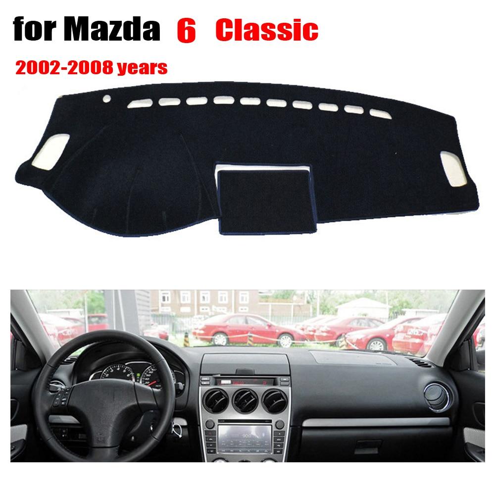 2010 Mazda Mazda6 Interior: Car Dashboard Covers Mat For Old MAZDA 6 2002 2008 Left