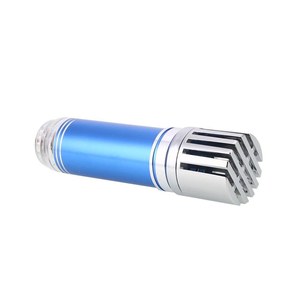 Мини Авто Свежий Воздух Ионный Очиститель бар кислород Озон ионизатор очиститель удалить дым