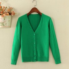 Women Short Cardigan Coat Ladies Female Thin Knitted Sweater V-neck Long Sleeve Crochet Casual Cardigans Woman Tops Plus Size new sweater women cardigan knitted sweater coat long sleeve female casual o neck woman cardigans tops pull femme
