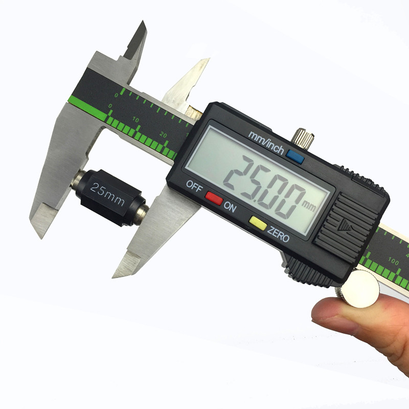 Stainless Steel Electronic Digital Caliper 0-150mm 6inch Digitale Messschieber Paquimetro Digital Vernier Caliper Micrometer