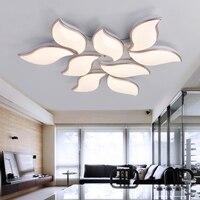 Moderno CONDUZIU a Lâmpada Do Teto Com Controle Remoto para Casa Deco Iluminação Luminárias Luzes de Teto Para Sala de estar Quarto Lampara Techo|Luzes de teto| |  -