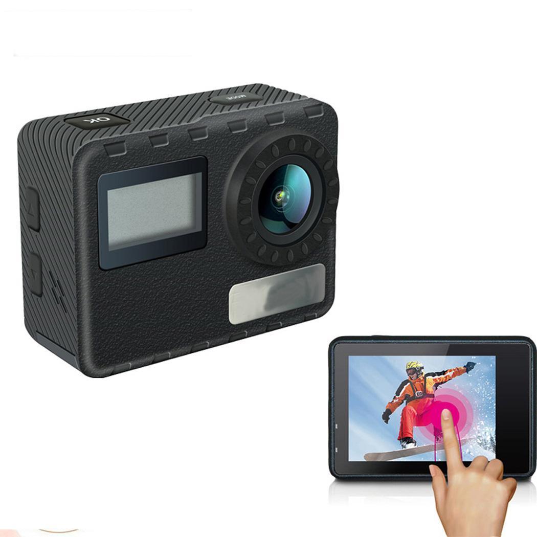 Action Kamera Wifi Unterwasser Wasserdichte Touch Mp4 5 V/1a Tf 4g-32g 900 Mah Casual Bildschirm Sport Video Kamera Sport & Action-videokamera Sport & Action-videokameras