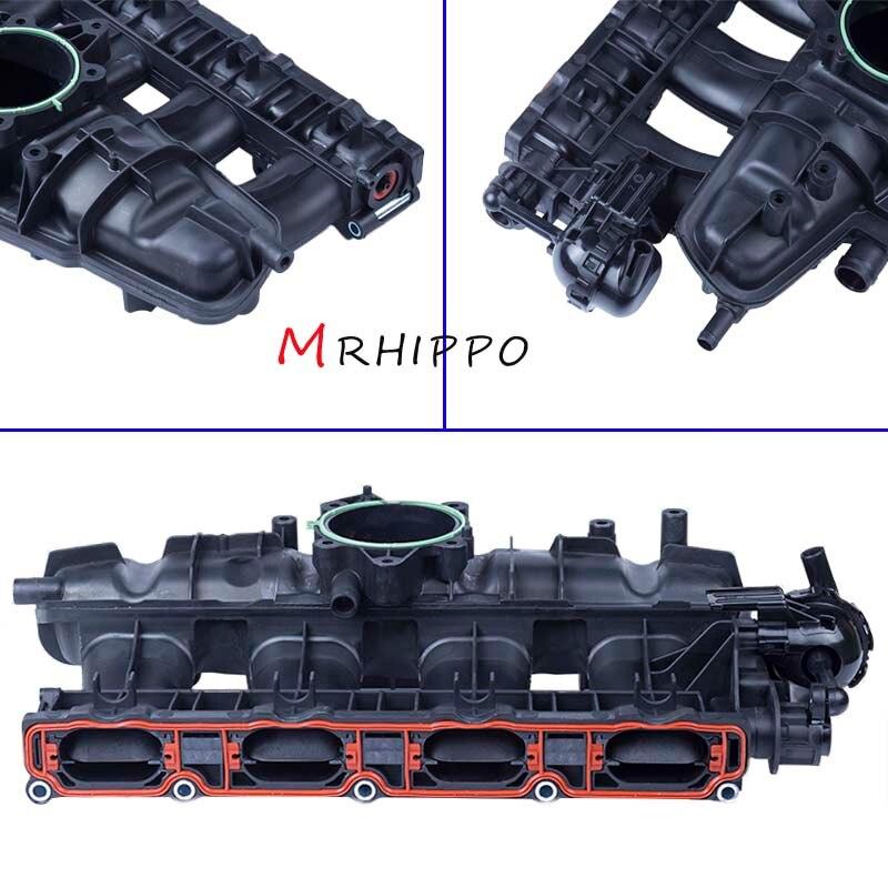 NEW Intake Manifold 06J133201BD For Volkswagen CC Passat B6 Beetle Eos Tiguan Scirocco Audi A3 Q3 TT Superb 2.0TSI