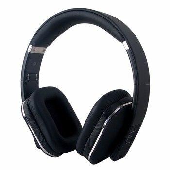 אוגוסט EP650 Bluetooth אלחוטי אוזניות עם מיקרופון/Multipoint/NFC מעל אוזן Bluetooth 4.1 סטריאו מוסיקה aptX אוזניות עבור טלוויזיה, טלפון