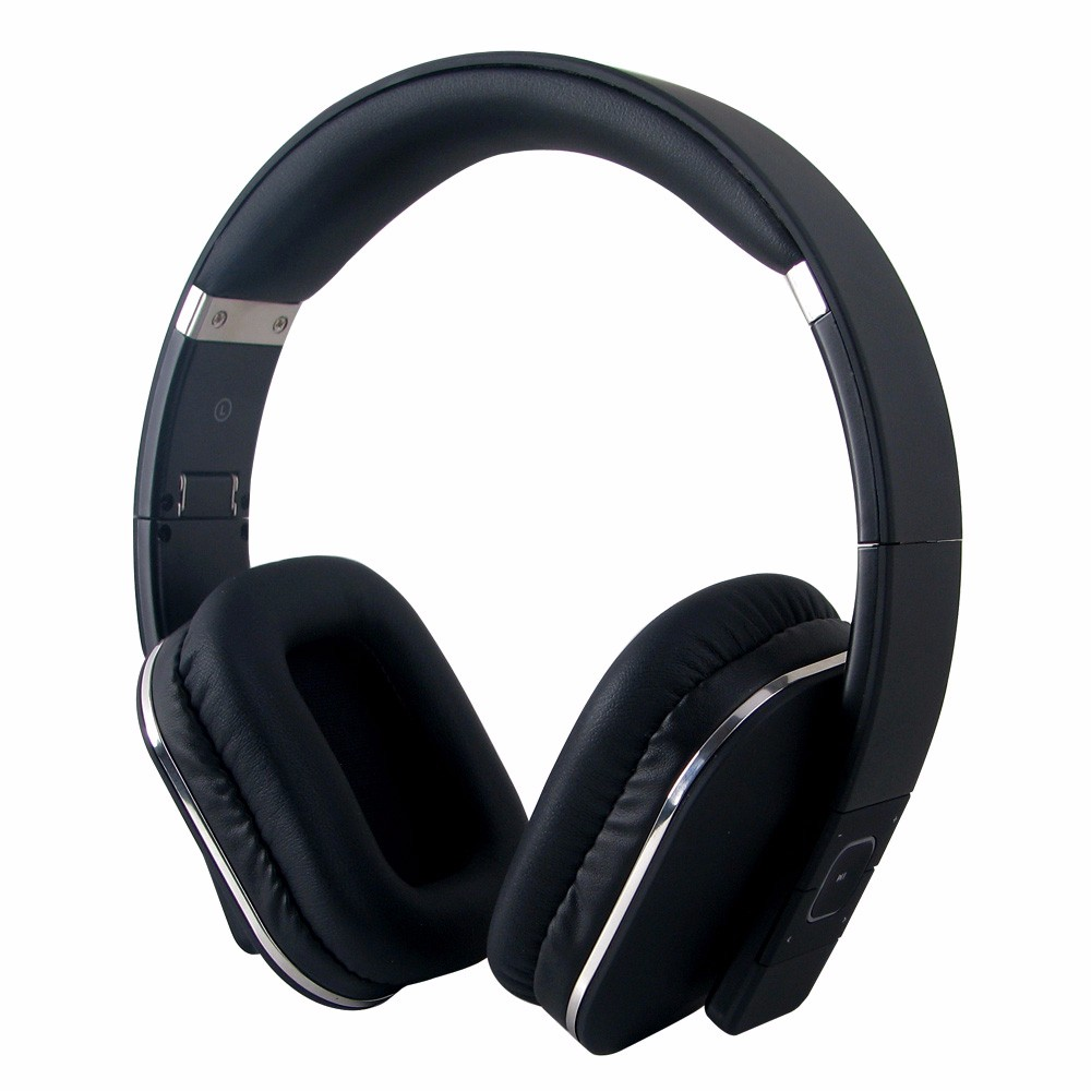 August Ep650 Bluetooth Wireless Headphones With Mic/multipoint/nfc Over Ear Bluetooth 4.1 Stereo Music Aptx Headset For Tv,phone Strong Resistance To Heat And Hard Wearing