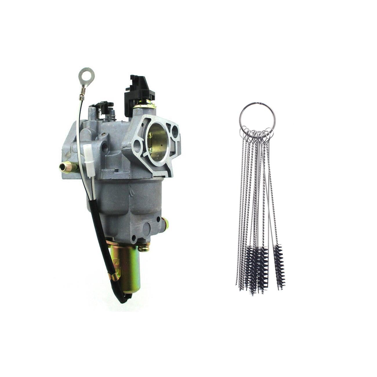 Carburateur convenable MTD 951-12771A 751-12771 751-12771A 751-12823 brosse de nettoyage