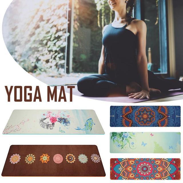 Dhyana Non-slip Yoga Mats 6