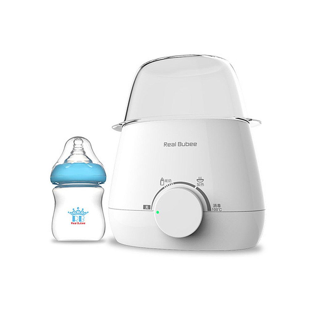 New Electric Baby Bottle & Food Warmer Sterilizers Warm Milk Multifunction Device Baby Feeding Double Bottle Sterilizer