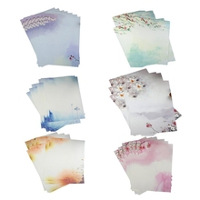 48PCS Writing Stationery Paper , Letter Sets