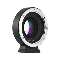 Viltrox EF-FX2 0.71X Auto Focus Lens Mount Adapter Ring for Canon EF/EF-S Lens to Fuji X-Mount Mirrorless Cameras X-T1/T2 X-T10