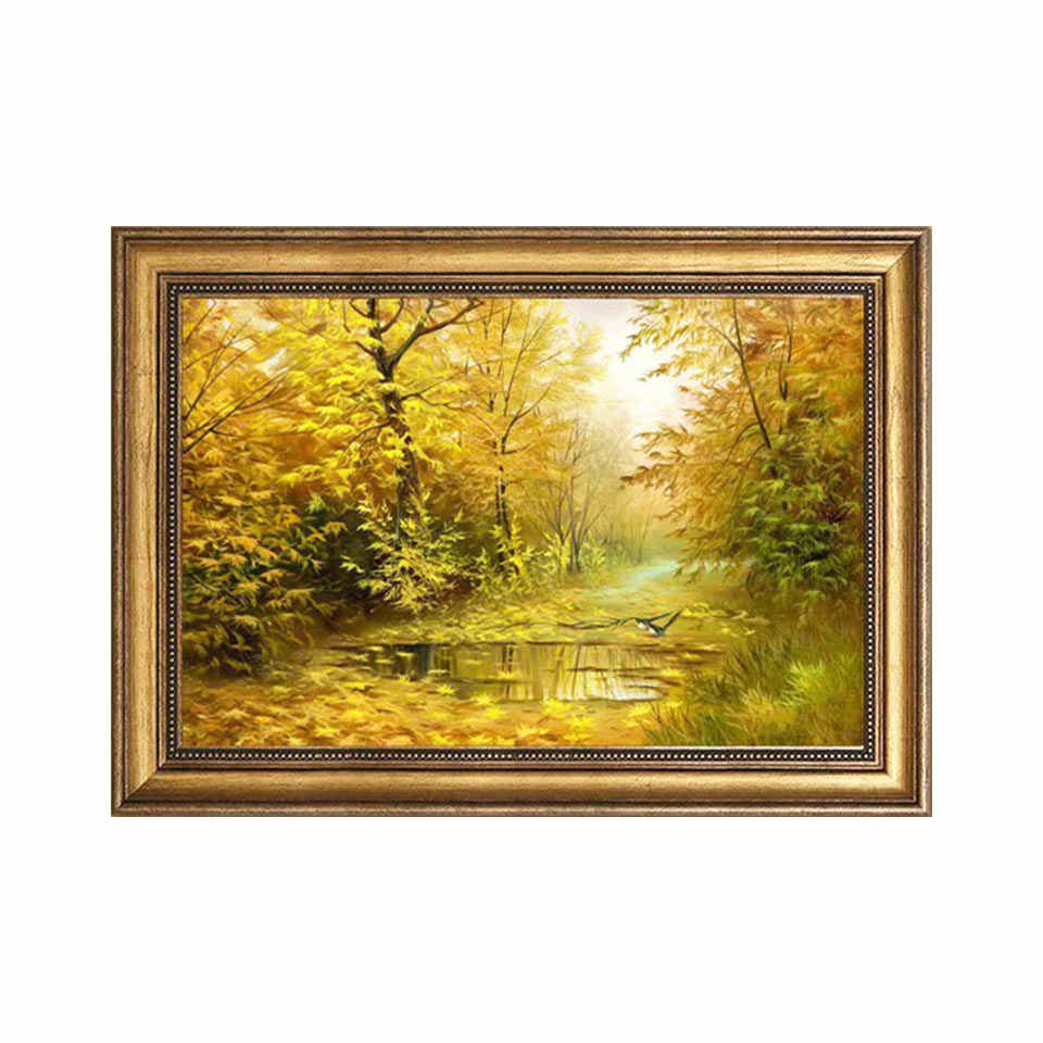 ARTNESSTOR Oil Painting for Wall Art Picture Home Decoration Wall Art Canvas Poster and Print Canvas Painting Decorative Picture