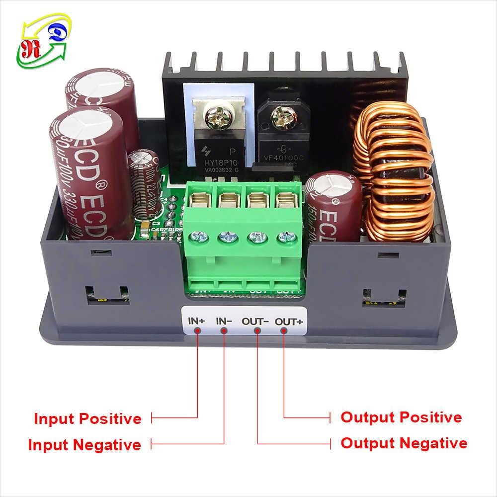 RD DPS8005 programmierbare konstante spannung strom Schritt-down power supply module Voltmeter Amperemeter buck converter 80V 5A