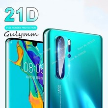 2PC New 21D Back Camera Lens Screen Protector Film For HuaWei P30 Lite P20 Pro Honor 7X 8X 9 10 P Smart 2019 Plus Tempered