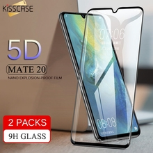 KISSCASE 9D Tempered Glass For Huawei Mate 20 10 P20 Lite Pro Nano Film Protective Glass On Honor 8X 9 10 Lite Screen Protector цены