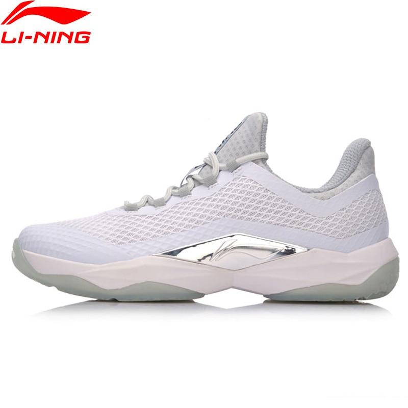 Li-Ning Men SHADOW OF BLADE Badminton Training Shoes Wearable Breathable Sneakers LiNing Cloud Sport Shoes AYTN039 XYY081 цена