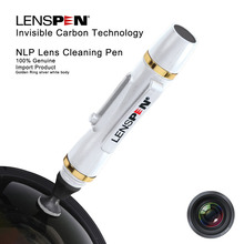Original Lenspen Lens Cleaning Pen NLP-1 Invisible Carbon Compound Dust Cleaner for Canon Nikon Sony DSLR SLR Camera lens