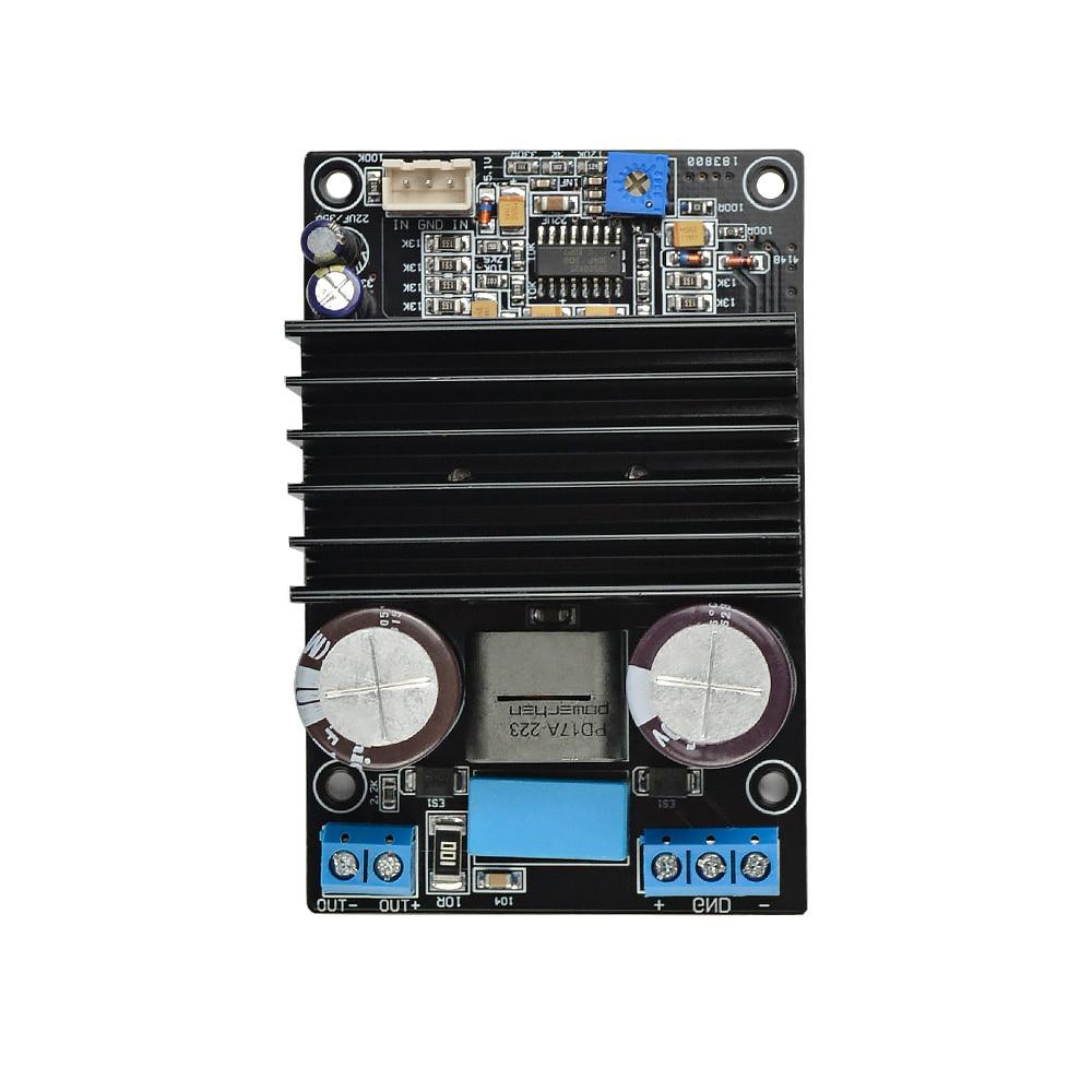 IRS2092 Mono Amplifier Board 200W Single Channel Class D Audio Amplifier Board