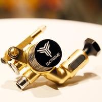 Ротационная Машина для татуировки машинки для татуировок с пружинная машина Экстрим X2 Золотой Цвет татуировки и боди арт