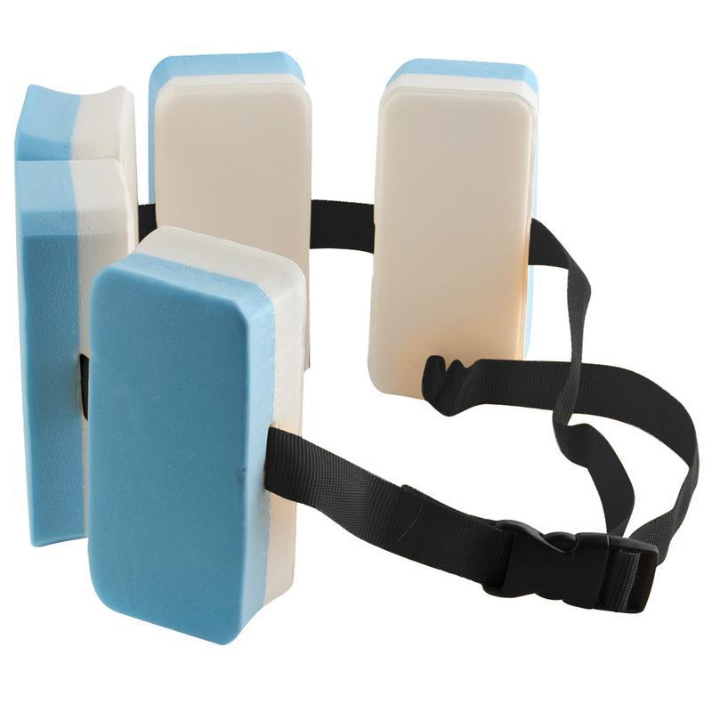 2019 Summer EVA Swiming Float Adjustable Waist Belt Children Board Practice Safe Training Aids Swimming Foam in Pool Accessories from Sports Entertainment