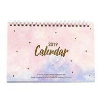 Милый Настольный календарь четыре сезона серия Настольный календарь для 2019-меморандум планирования графика