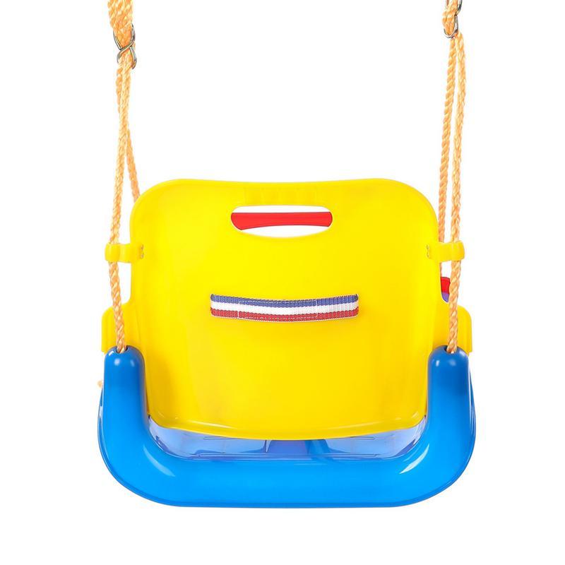 Balançoire enfant maison 3 I1 accessoires balançoire bébé